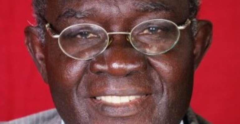 NPP's P.C Appiah-Ofori Kicks Against New Voters' Register