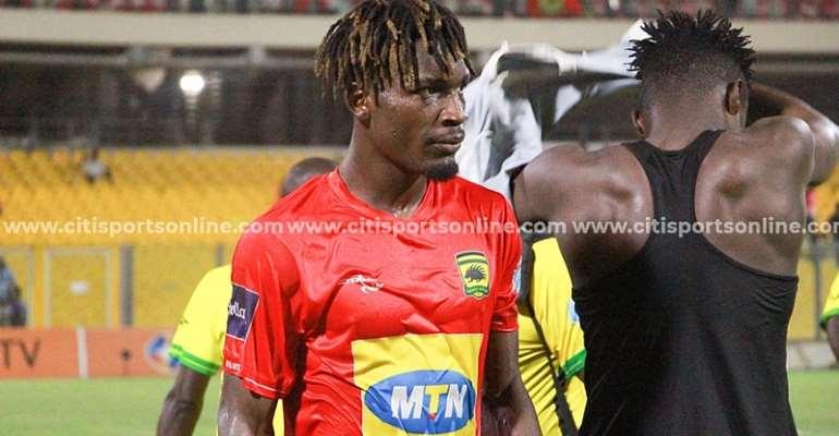 Defender Habib Mohammed Hopes To Become A Kotoko Great