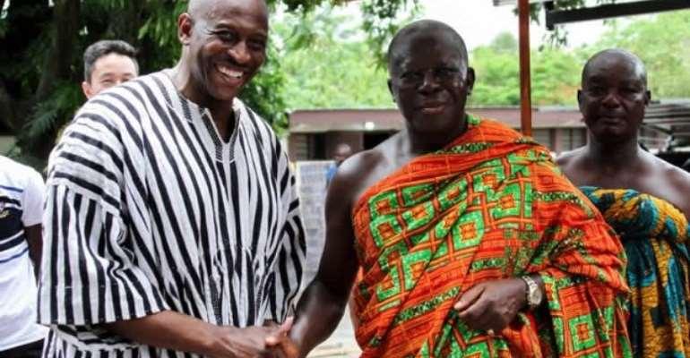 I Will Not Reject Offer To Return To Kotoko - Herbert Mensah