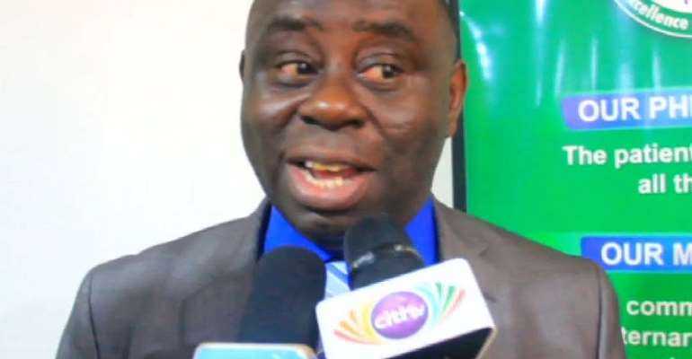 Tension At Korle Bu Over CEO's Retirement Age