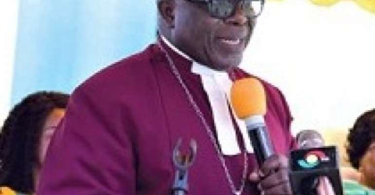 COVID-19 Exposes Vulnerability Of The World - Rev Dr Boafo