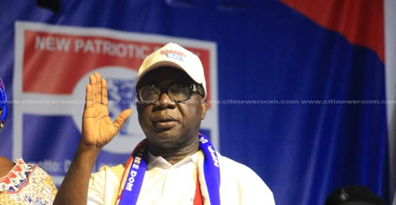 'NDC's Attacks On EC Absolutely Needless And Misguided' – Freddie Blay