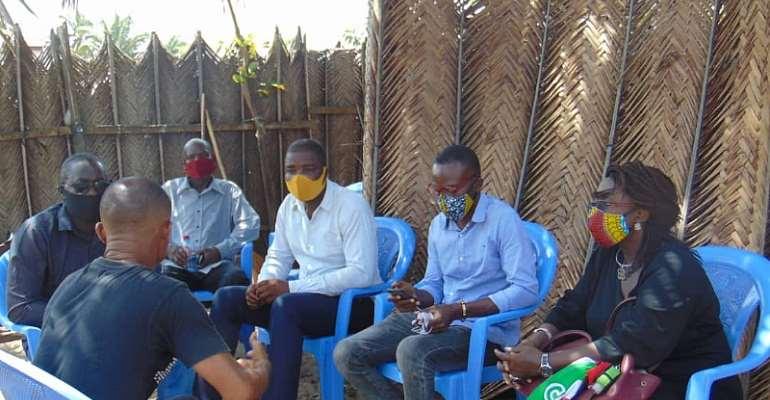 Hon Abla Dzifa Gomashie has expressed shock upon Wisdom Ofoli Lanyo killing