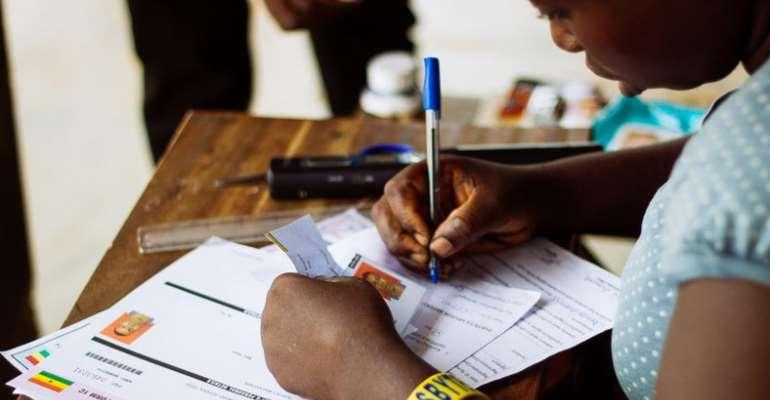 EC Laces Boot For June Voter Registration Exercise