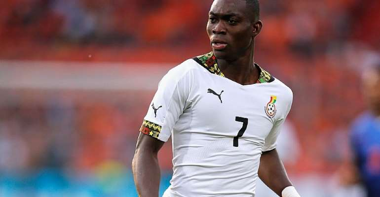 AFCON 2019: We Accept Andre Ayew As Black Stars New Captain - Christian Atsu