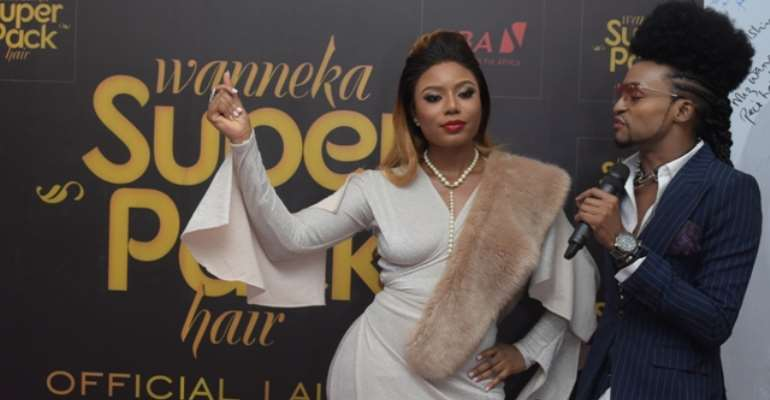 Mike Ezuronye, Bobrisky, Linda Osifo, Shaffy Bello, DJSpinall And Other Celebrities Grace Wanneka's Event