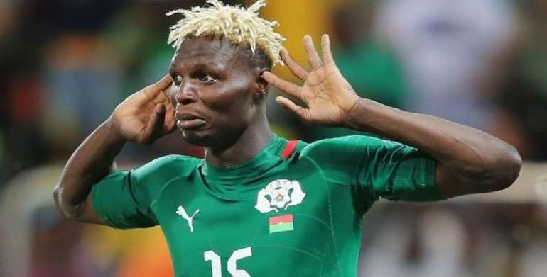 Burkinabe Forward Aristide Bancẻ Completes AC Horoya Move
