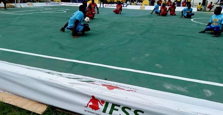 Ashanti Warriors Beat Accra Giants To Win Maiden MTN Skate Soccer In Kumasi