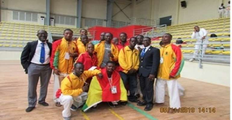 Ghana Clinches Six Bronze Medals At 18th UFAK Zone 3 Championship In Abidjan