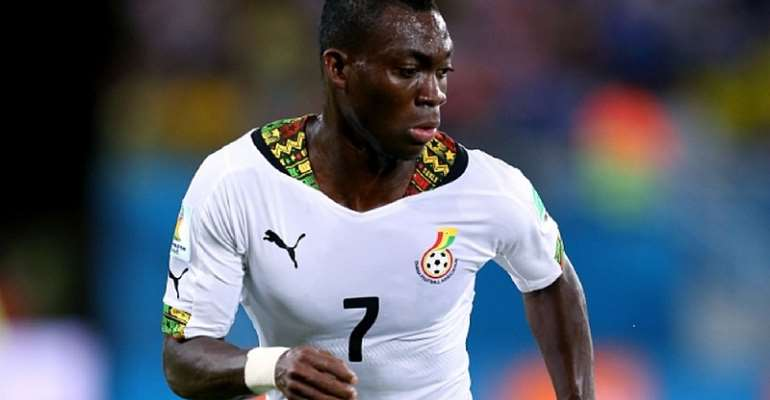 AFCON 2019: We Will Annex AFCON In Egypt - Christian Atsu