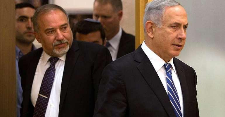 (MENAHEM KAHANA / AFP)