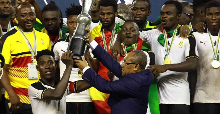 WAFU CUP OF NATIONS 2019: Ghana To Kick Off Title Defense Against Gambia