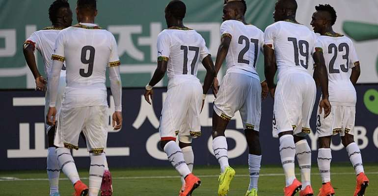 Black Stars Can Win AFCON 2019