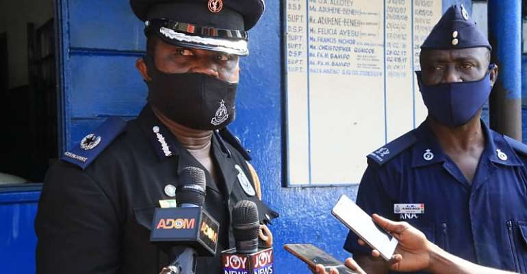 Testing Officers For COVID-19 Should Be Continuous Process — Nima Divisional Commander