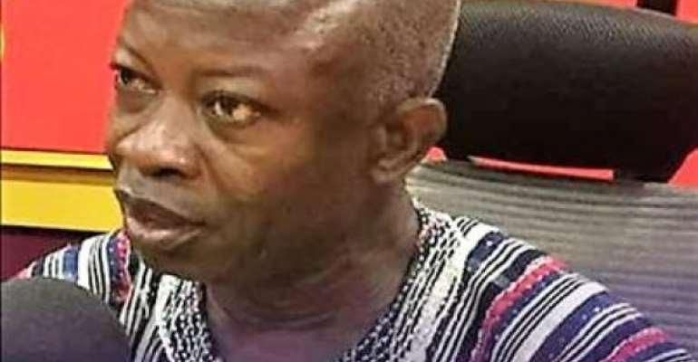 Poverty Cause Of Monetization In Politics - Dr. Amakye-Boateng