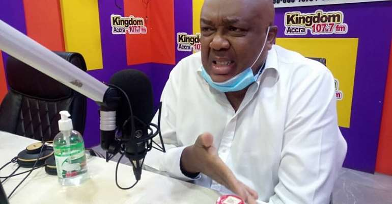 EC Wants To Rig 2020 Elections To Keep Akufo-Addo In Power---Victor Smith