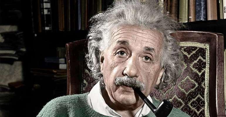 Albert Einstein's Three Stages of Religion