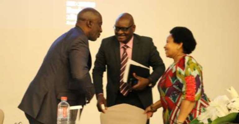 Ghana and South Africa pledge to deepen trade and investment ties