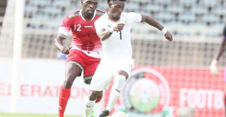 AFCON 2019: Atsu Elated Black Stars Captaincy Has Been Properly Resolved