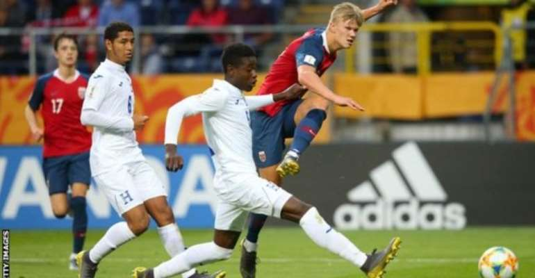 Erling Braut Haaland: Norway Player Scores Nine Goals In U20 World Cup Win