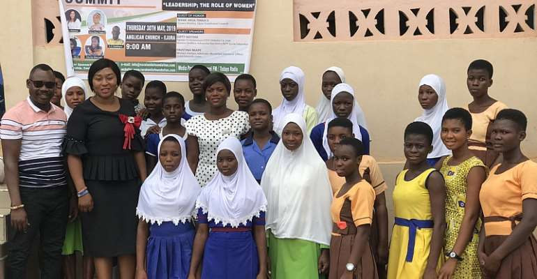 Rural Smile Foundation Holds Maiden Edition Of Girls Leadership Summit At Ejura