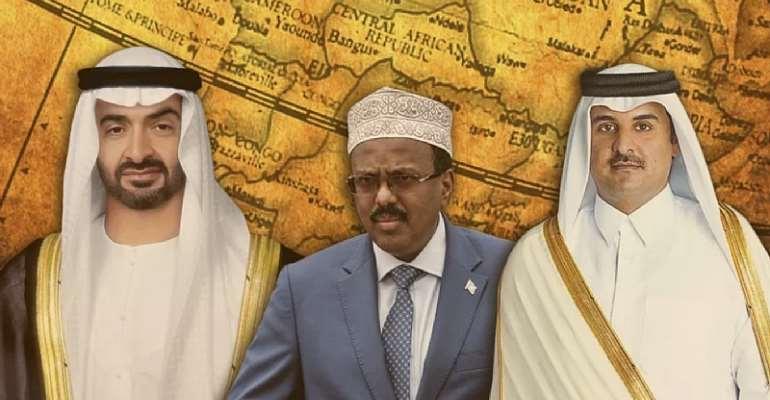 Qatar-UAE Power Struggle Threatens Somalia's Stability