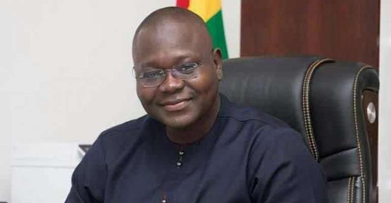 Deputy Chief of Staff and Political Assistant to the President, Francis Asenso-Boakye