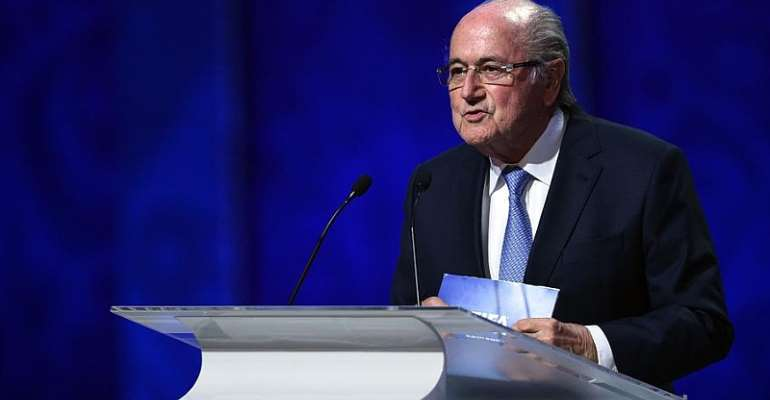 'I Want To Sue Him': Blatter To Target Infantino, Fifa