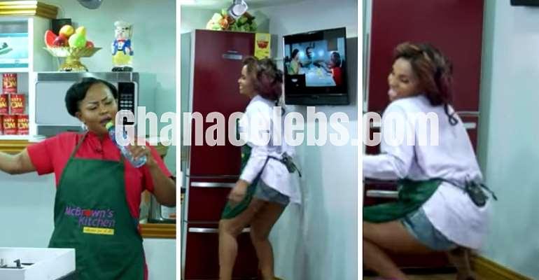 Nana Ama McBrown, Benedicta Jab Critics With Amazing Dance Moves