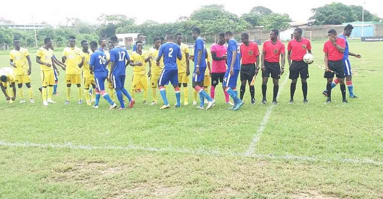 NC Special Competition Tier 2: Liberty Secures Qualification Into Last 16 After Beating Skyy Fc 1-0