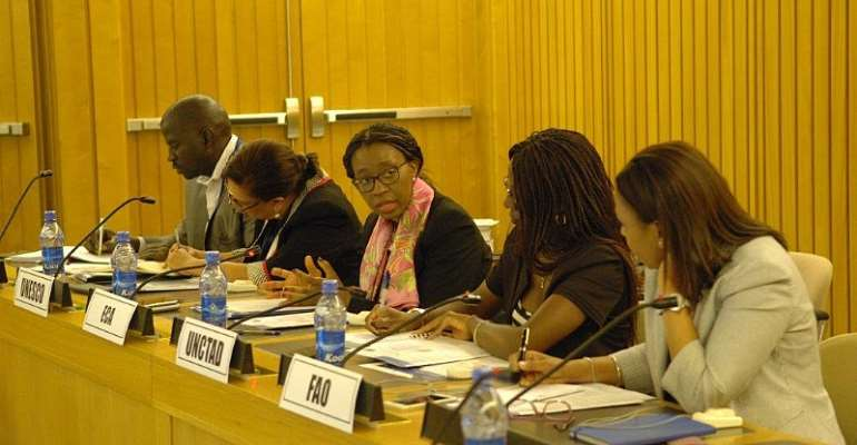 Songwe, UN Heads Of Agencies Discuss Better Coordination And Delivery