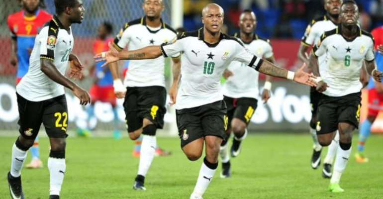 AFCON 2019: Association of Global Prostitutes Congratulates Andre Ayew As Black Stars New Captain