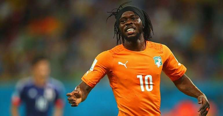 AFCON 2019: Gervinho Dropped From Ivory Coast 27-Man Provisional Squad