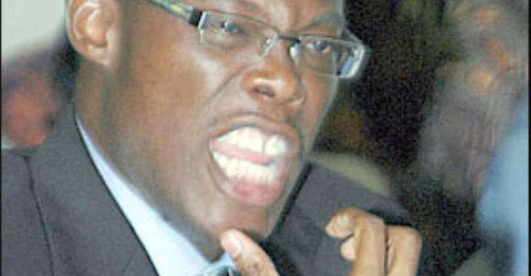 Fiifi Kwetey, Ketu South MP