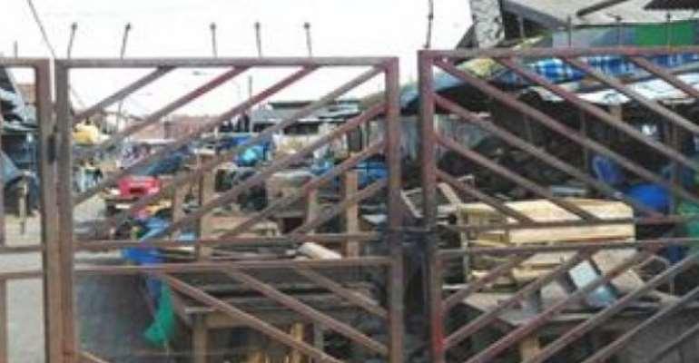 Covid-19: Adidome, Mafi Markets Closed Over New Cases