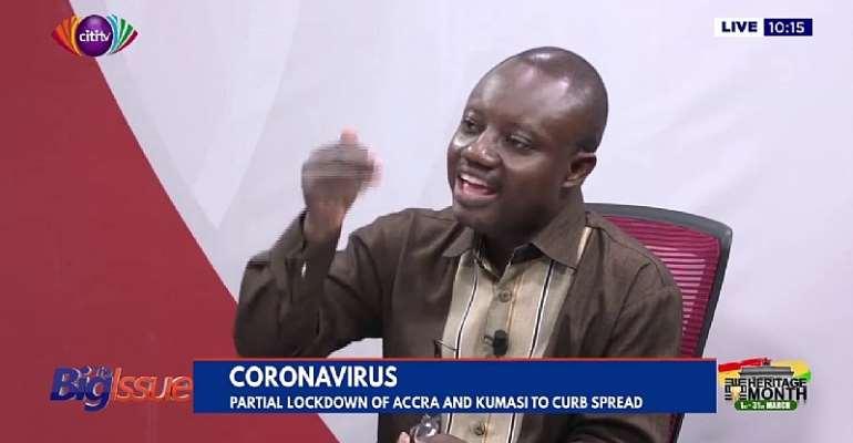 Covid-19: Dr Nkrumah Warns Against Blanket Easing Of Restrictions