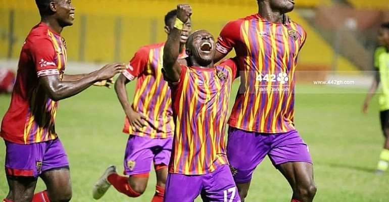 GHPL: Hearts grasp top spot of league table with two points gap after beating Chelsea 2-0