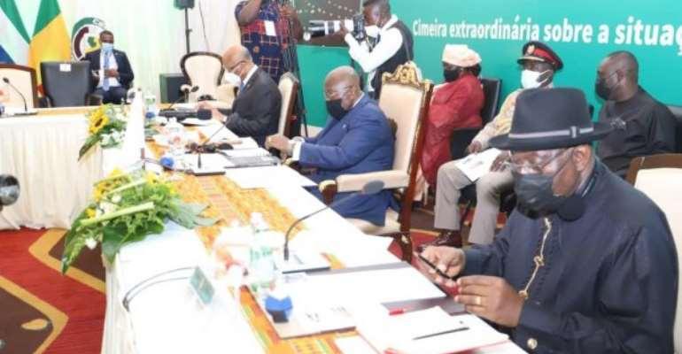 Akufo-Addo reiterates ECOWAS's commitment to Mali's Peace