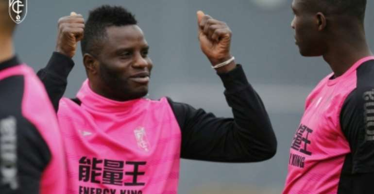 EXCLUSIVE: Atalanta, Sampdoria among FIVE clubs interested in Mubarak Wakaso