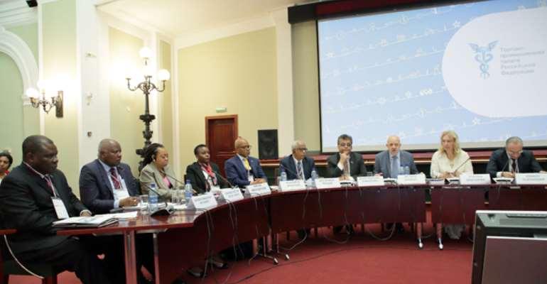 Russia–Africa: Partnership for Development