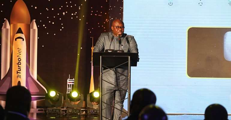 George Andah Lauds MTN For Massive Investment In ICT