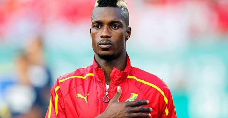 Ghana Black Stars Defender John Boye