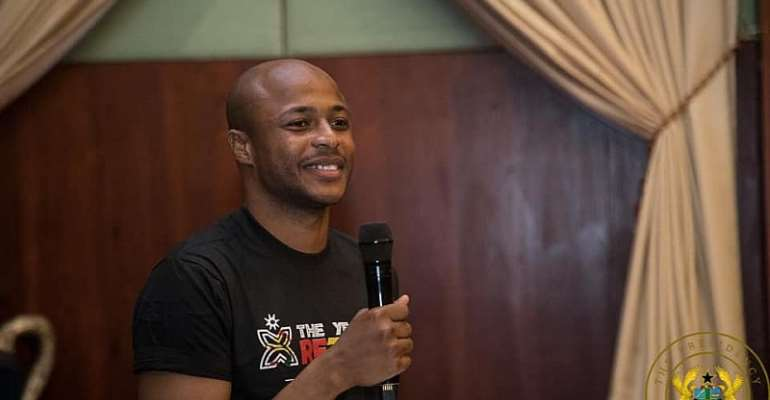AFCON 2019: Winning AFCON Is Not A Easy Task - Andre Ayew