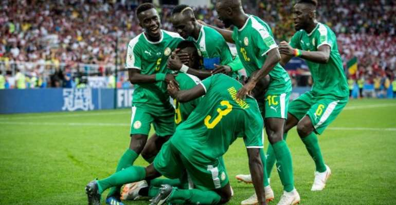 AFCON 2019: Senegal Retain 16 From World Cup For Egypt