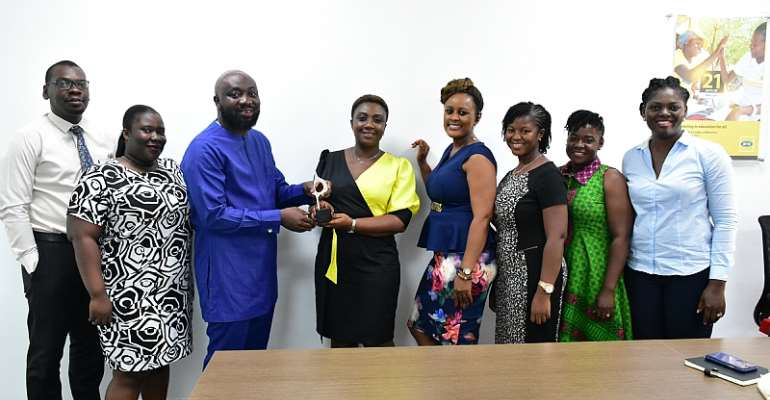 MTN Ghana named Company of the Year in The Diamond SABRE Awards for Excellence in Public Relations in Africa