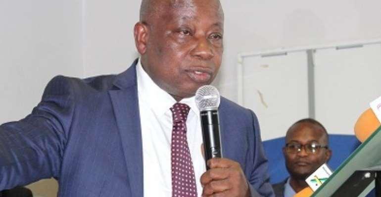 Kweku Agyeman Manu, Minister for Health