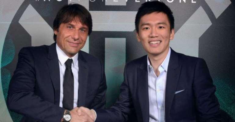 Inter Milan Name Antonio Conte As New Head Coach