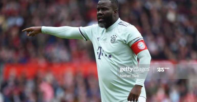 I Cannot Use My Influence To Help My Son Earn A Call Up To The Black Stars - Sammy Kuffour