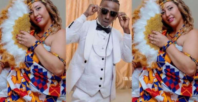 Patapaa finally confirms wife's pregnancy, reveals the name of child