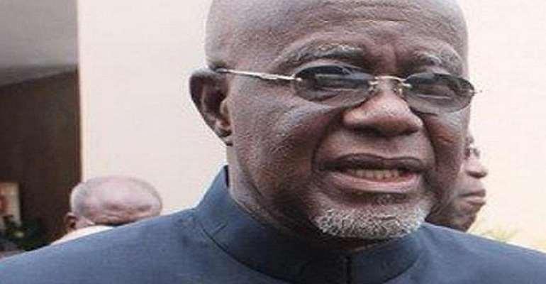 Mr. Hackman Owusu-Agyeman, Board Chairman of COCOBOD